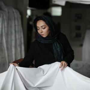 نیکی کریمی در فیلم سینمایی «آذر»