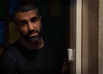 پژمان جمشیدی در فیلم «آذر»
