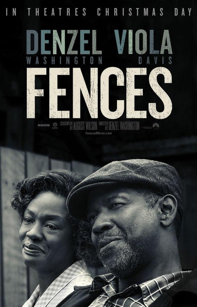 پوستر فیلم «حصارها»(Fences)
