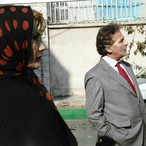 ابوالفضل پورعرب و فریبا کامران در فیلم «کاناپه»