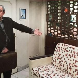 فرهاد آئیش در فیلم «کاناپه»