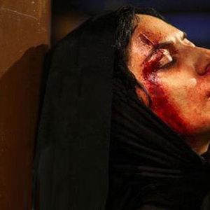 مهناز افشار در فیلم سینمایی «متروپل»