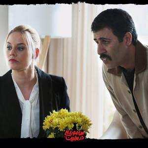 رنه اشتولز و هومن حاجی عبدالهی در فیلم «سامورایی در برلین»