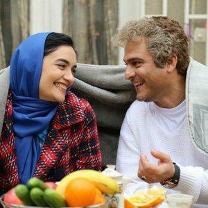 حسین یاری و میترا حجار در فیلم «یادم تو را فراموش»