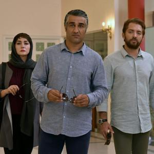 بهرام رادان، پژمان جمشیدی و هانیه توسلی در فیلم «ایده اصلی»