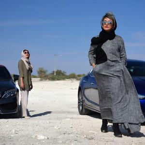 مریلا زارعی و هانیه توسلی در فیلم «ایده اصلی»