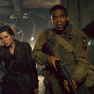 جوان ادپو و ماتیلد اولیور در فیلم سینمایی «ارباب» (Overlord)