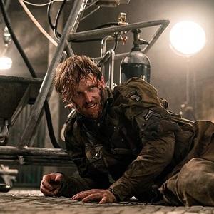 ویت راسل در فیلم سینمایی «ارباب» (Overlord)