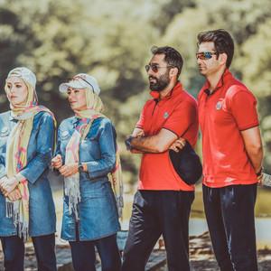 سحر قریشی، سمانه پاکدل، هادی کاظمی و امیرحسین آرمان در قسمت 7 مسابقه «13 شمالی»