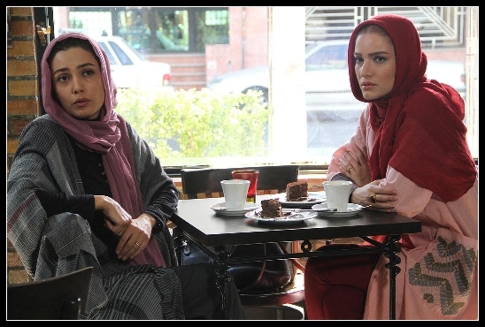 لیلا زارع و متین ستوده در فیلم «خانه دیگری»
