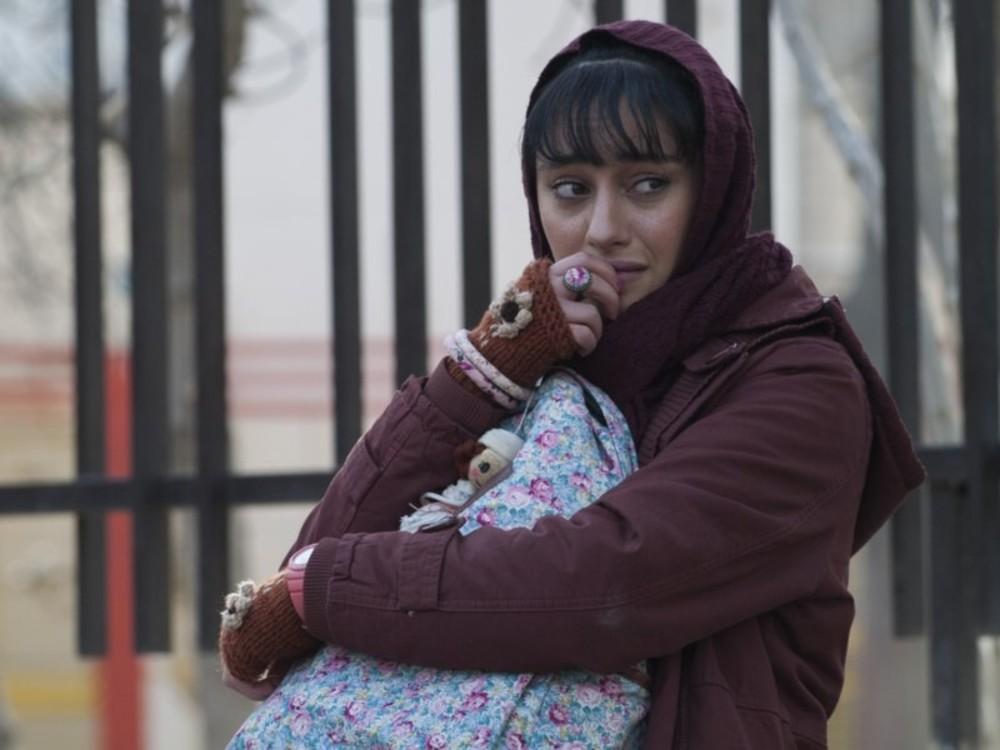 ترلان پروانه در فیلم فراری علیرضا داود نژاد
