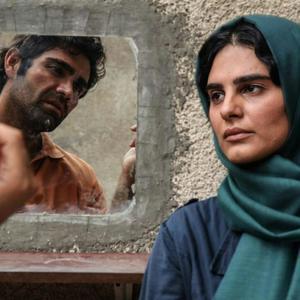 شهاب شادابی و سحر کریمی در فیلم «دعوتنامه»