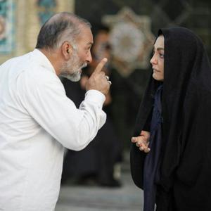 حمیدرضا آذرنگ و شقایق فراهانی در فیلم «دعوتنامه»