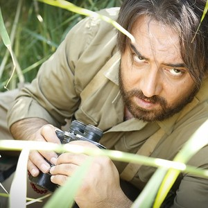برزو ارجمند در فیلم اشنوگل
