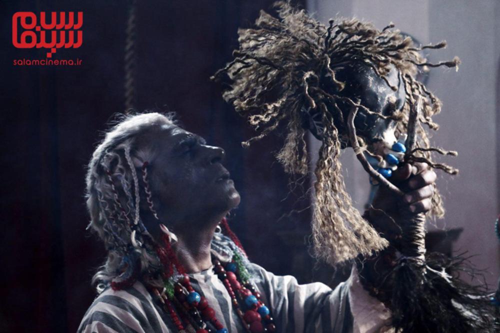 داریوش پیرو در سریال «بانوی عمارت»