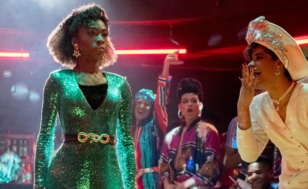 آنجلیکا راس در سریال «ژست» (Pose)