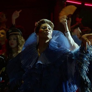 دامینیک جکسون در نمایی از سریال «ژست» (Pose)