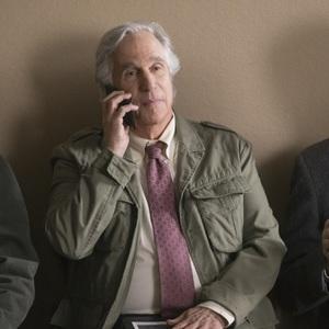 هنری وینکلر در سریال «بری» (Barry)