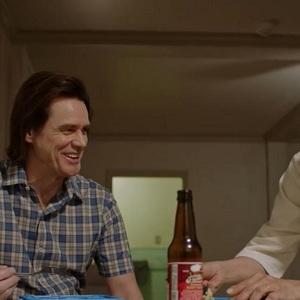جیم کری و کاترین کینر در سریال «شوخی» (Kidding)