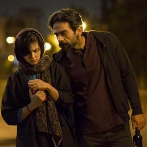 مهسا علافر و بانیپال شومون در نمایی از فیلم کوتاه «تاریکی»