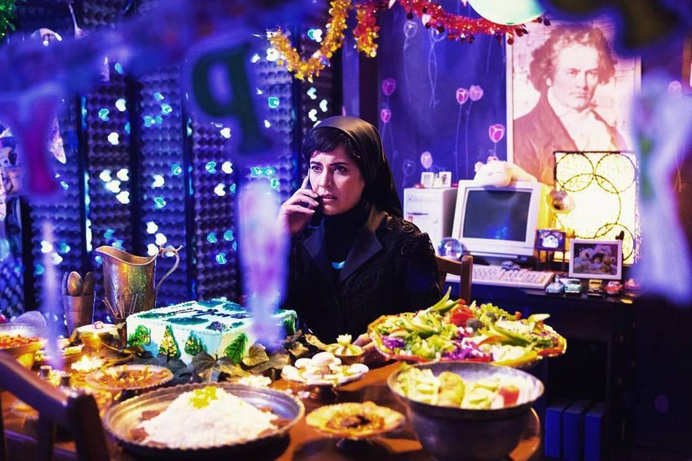 نازنین فراهانی در فیلم سینمایی «کوپال»