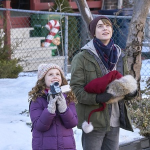 دربی کمپ و جودا لوئیس در فیلم سینمایی «ماجرای کریسمس» (The Christmas Chronicles )