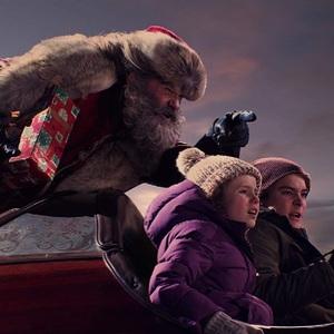 کرت راسل، دربی کمپ و جودا لوئیس در فیلم سینمایی «ماجرای کریسمس» (The Christmas Chronicles )