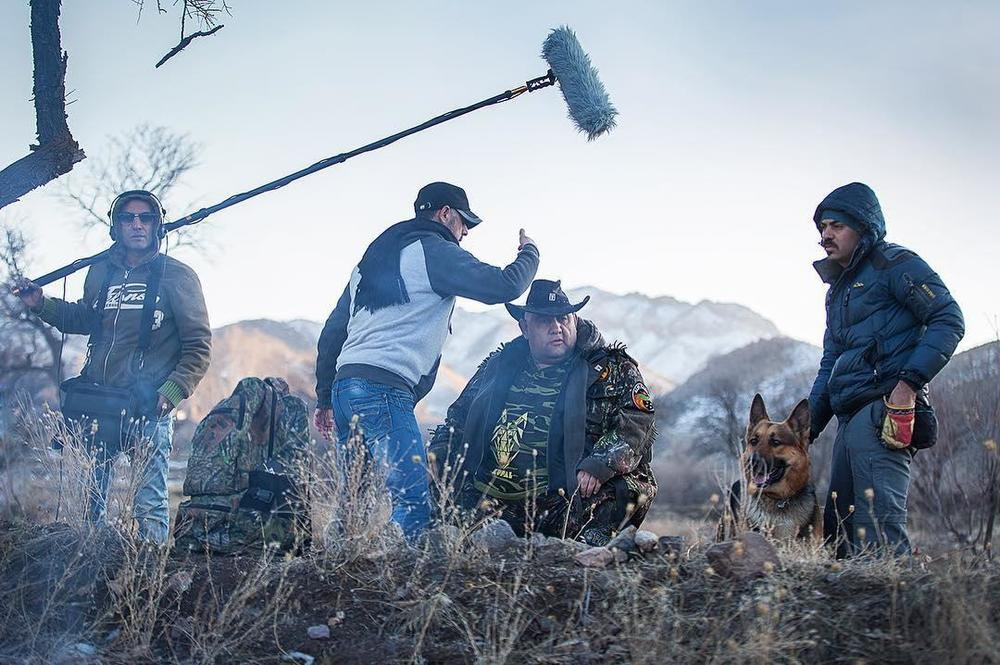 پشت صحنه فیلم «کوپال»