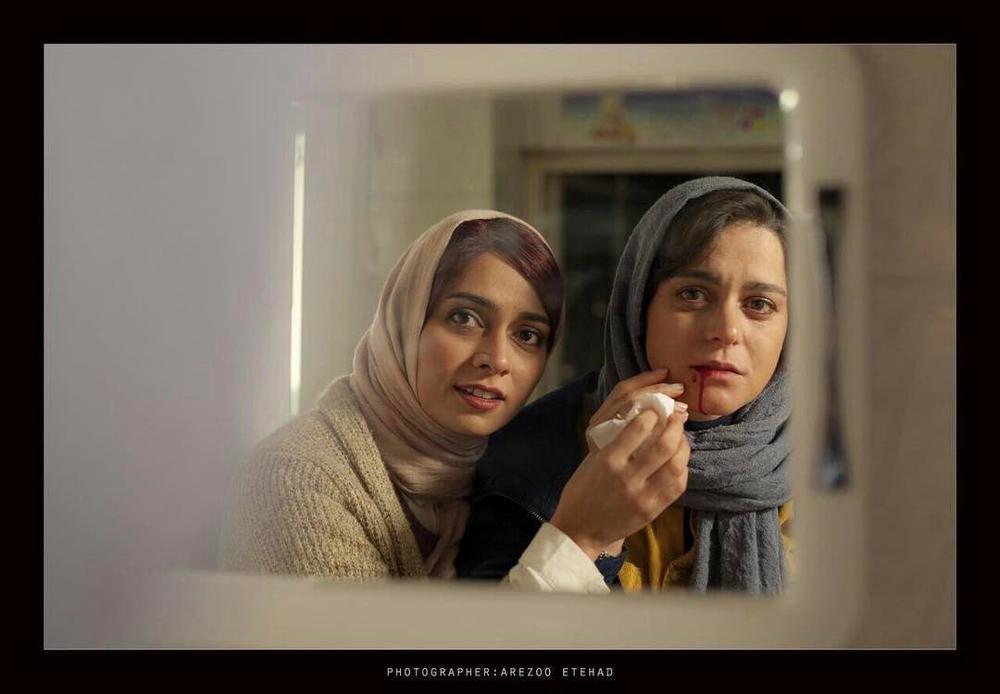 غزل شاکری و پگاه آهنگرانی در فیلم سینمایی «سارا و آیدا»