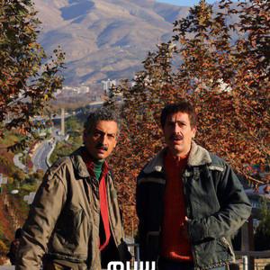ارژنگ امیرفضلی و رامین ناصرنصیر در فیلم «دزد و پری 2»