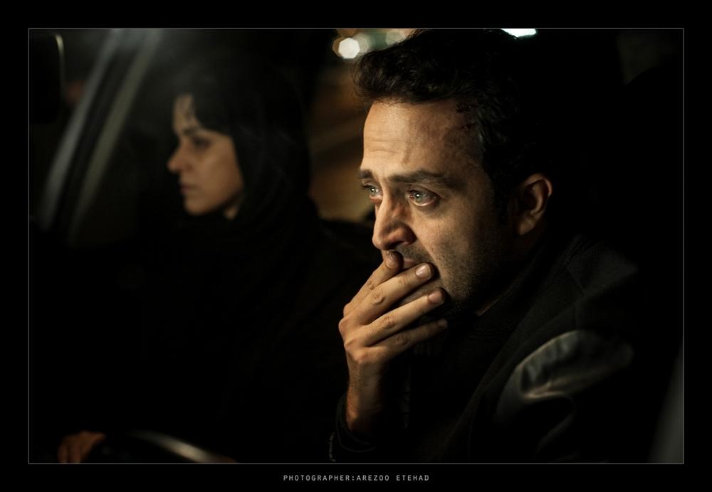 مصطفی زمانی در فیلم سینمایی «سارا و آیدا»