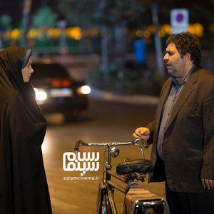 نورگل یشیلچای و فرهاد اصلانی در فیلم «جن زیبا»(guzel cin)