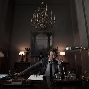 بهرام رادان در نمایی از فیلم سینمایی «آشفته گی»