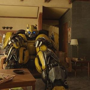نمایی از فیلم «بامبلبی» (Bumblebee)