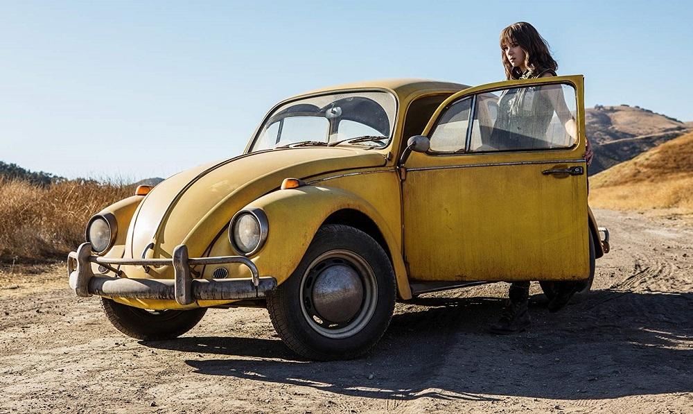 هایلی استینفلد در فیلم سینمایی «بامبلبی» (Bumblebee)