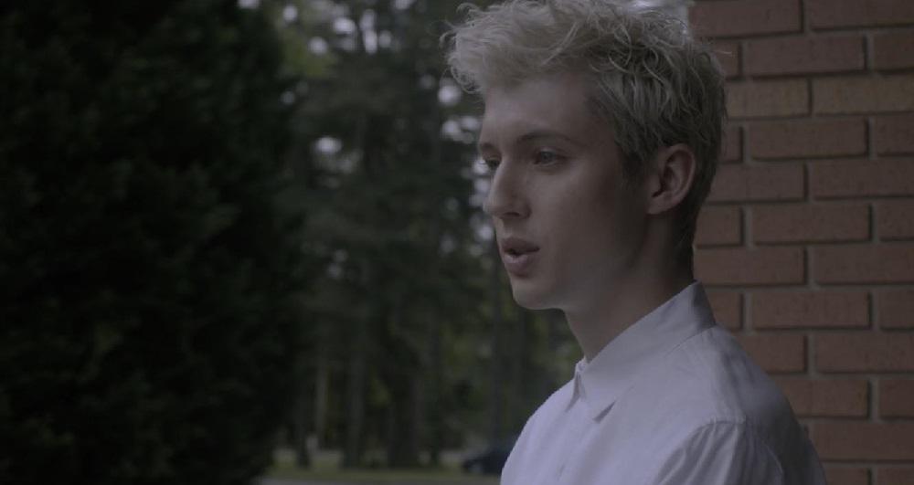 تروی سیوان در نمایی از فیلم سینمایی «پسر حذف شده» (Boy Erased)