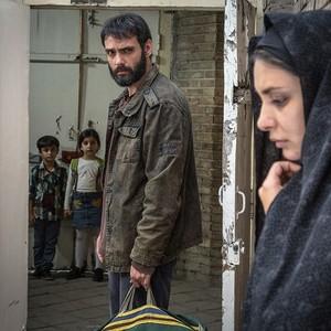 امیرعلی دانایی و لیندا کیانی در فیلم «انزوا»