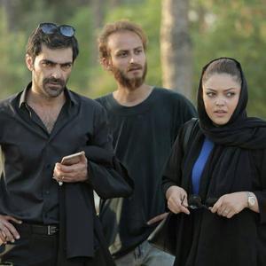 رضا اخلاقی راد، شیدا مودب و علی یازرلو در فیلم کوتاه «قطعه 85»