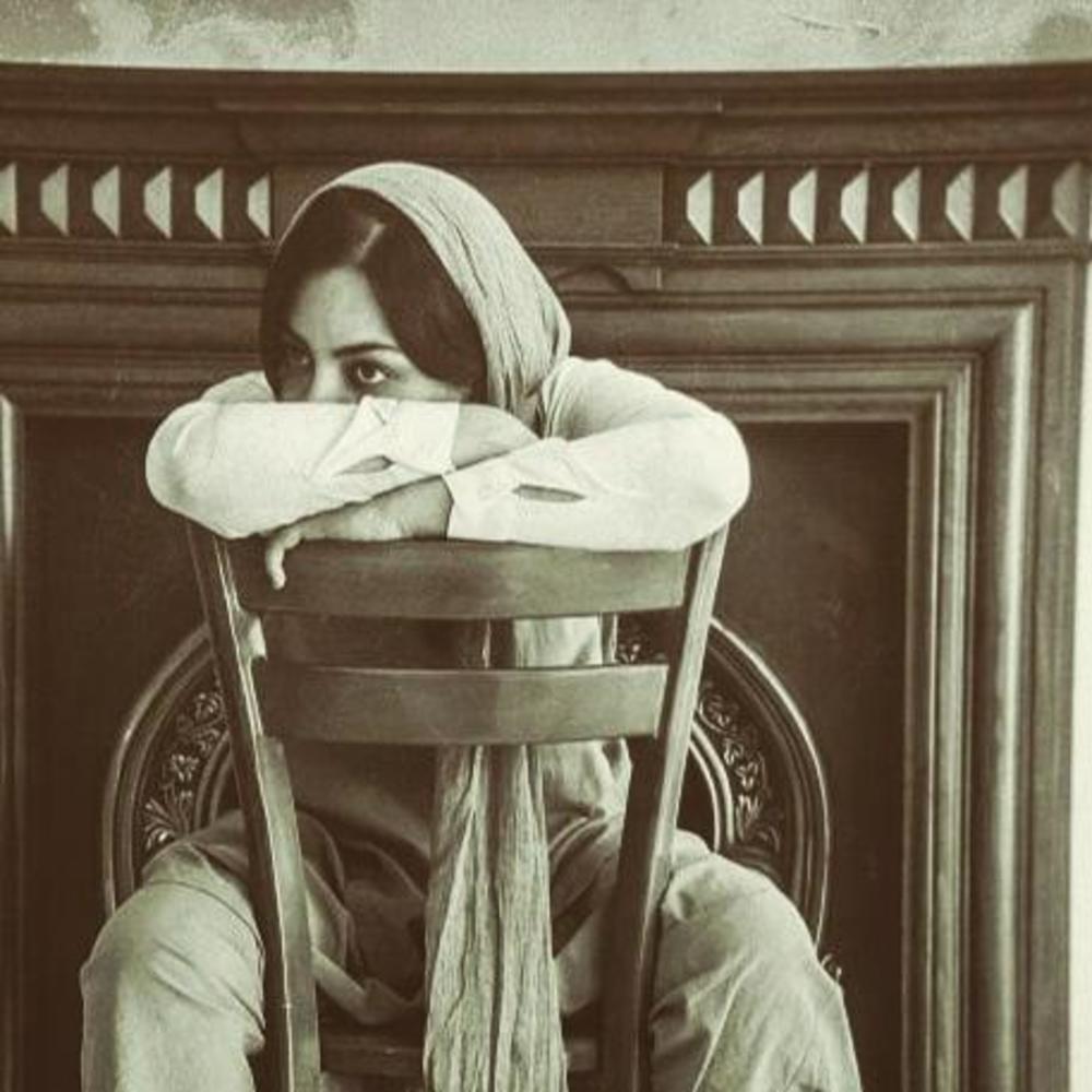صحرا اسدالهی در نمایی از فیلم کوتاه «دژاوو»