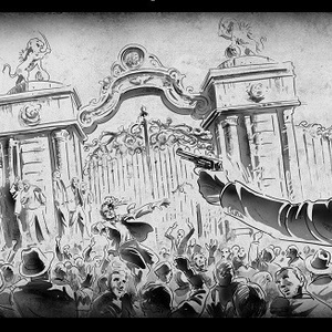 نمایی از مستند «بهارستان خانه ملت»