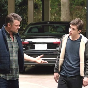 جاش دوهامل و نیک رابینسون در فیلم سینمایی «با عشق، سایمون» ( Love, Simon)