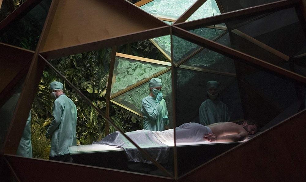 لوگان مارشال گرین در فیلم سینمایی «ارتقا»