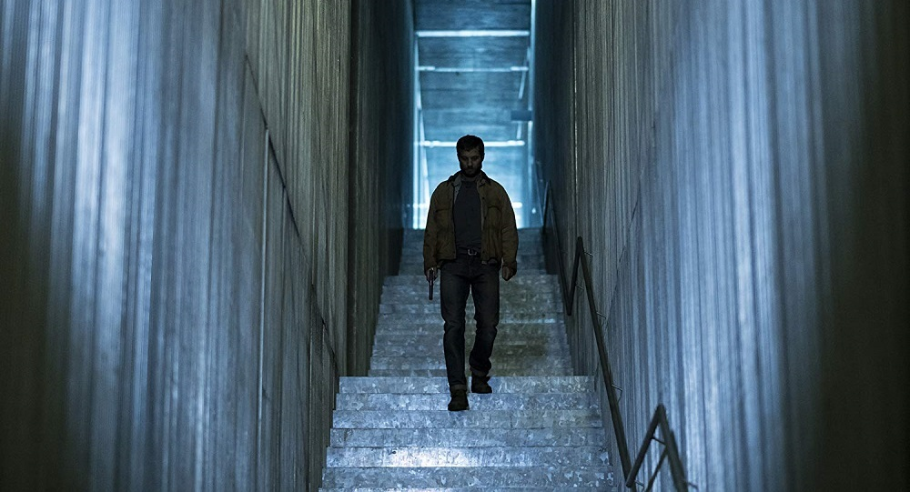 لوگان مارشال گرین در نمایی از فیلم «ارتقا»