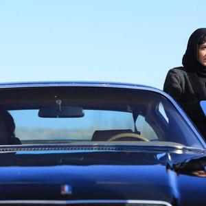حمید فرخ نژاد و ساره بیات در فیلم «سمفونی نهم»