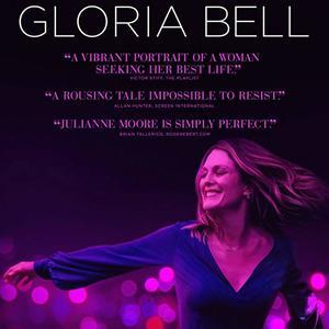 پوستر فیلم سینمایی «گلوریا بل» (Gloria Bell) با بازی جولیان مور