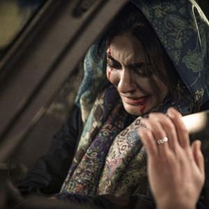 لیندا کیانی در فیلم «دیدن این فیلم جرم است!»