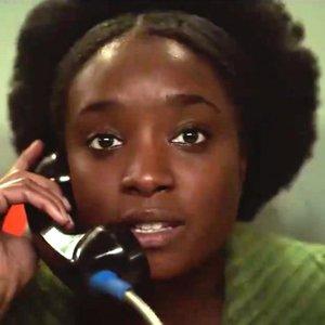 کیکی لین در فیلم سینمایی «اگر خیابان بیل به حرف بیاید» (If Beale Street Could Talk)