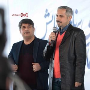 جواد نوروزبیگی و جواد رضویان-زهرمار