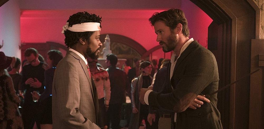 لاکیت استنفیلد و آرمی هامر در فیلم سینمایی «ببخشید مزاحم شما شدم» (Sorry to Bother You)