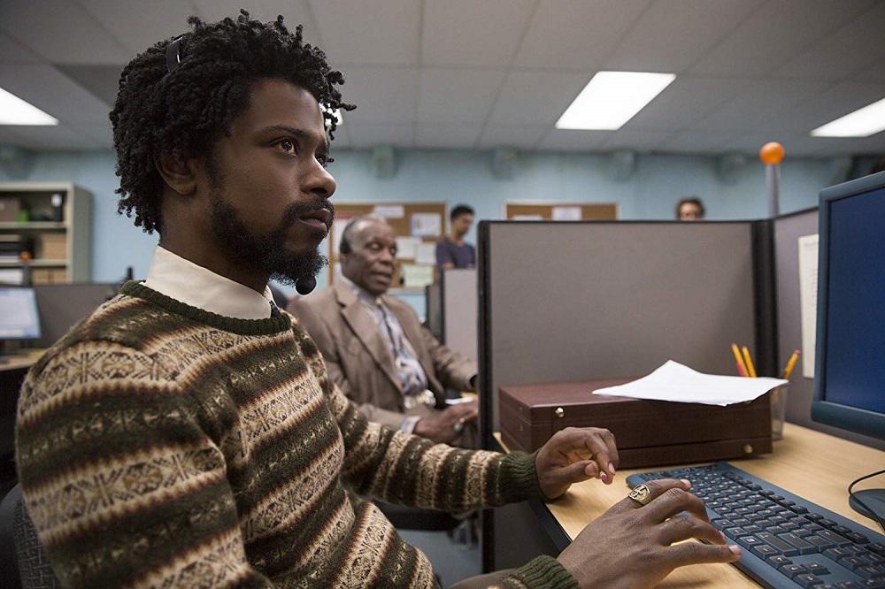 لاکیت استنفیلد در فیلم سینمایی «ببخشید مزاحم شما شدم» (Sorry to Bother You)